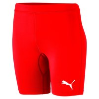 LIGA Baselayer Short JR Tight Funktionshose grün