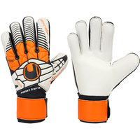 Eliminator Soft SF Torwarthandschuhe orange-schwarz