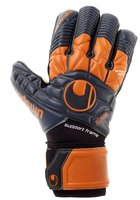Eliminator Supersoft SF Torwarthandschuhe marine-orange