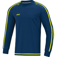 Torwarttrikot STRIKER 2.0 TW Trikot langarm navy-lemon 116 bis 2XL