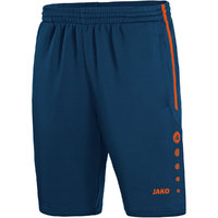 Trainingsshort ACTIVE Shorts navy-flame 128 bis 3XL