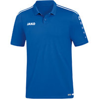 Polo STRIKER 2.0 Poloshirt kurzarm royal-weiß XS bis 4XL