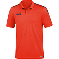 Polo STRIKER 2.0 Poloshirt kurzarm flame-navy XS bis 4XL