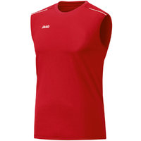 Tanktop CLASSICO rot S bis 2XL